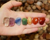 Healing Stones with Chakras